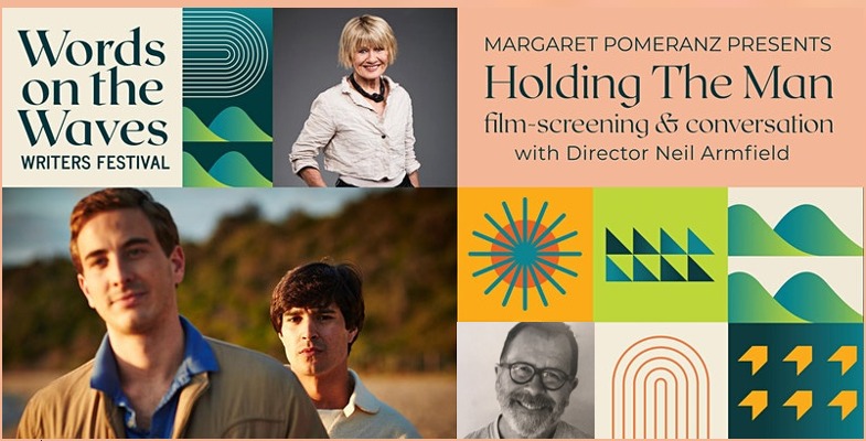 Holding the Man - with Margaret Pomeranz